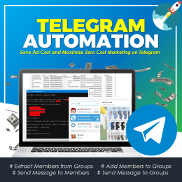 Telegram Automation
