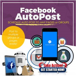 FaceBook AutoPost - Web Based