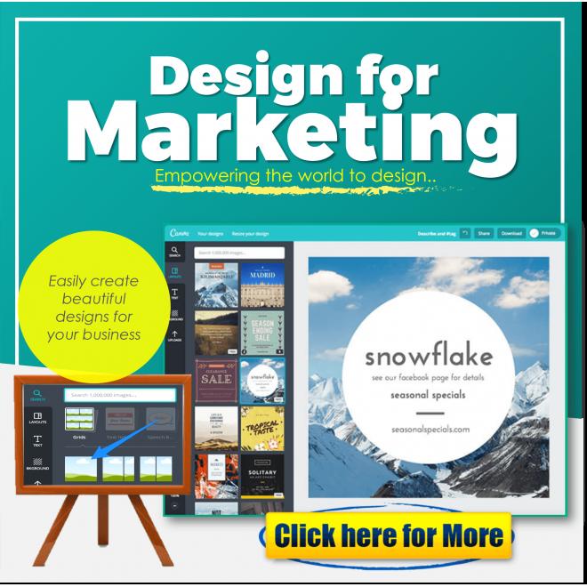 JomBiz! Design for Marketing