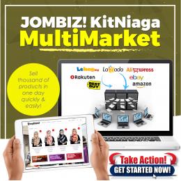 JomBiz! KitNiaga + MultiMarket