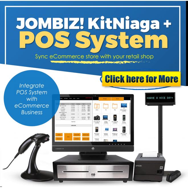 JomBiz! KitNiaga + POS System