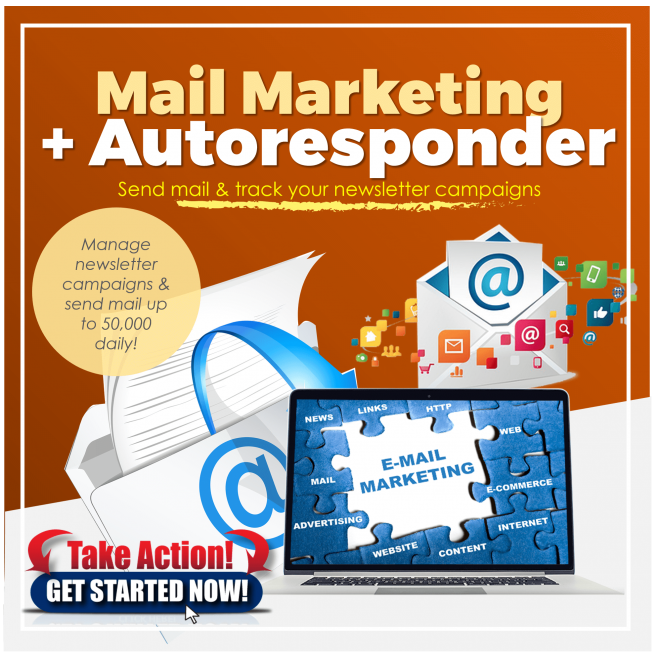JomBiz! Mail Marketing + Autoresponder