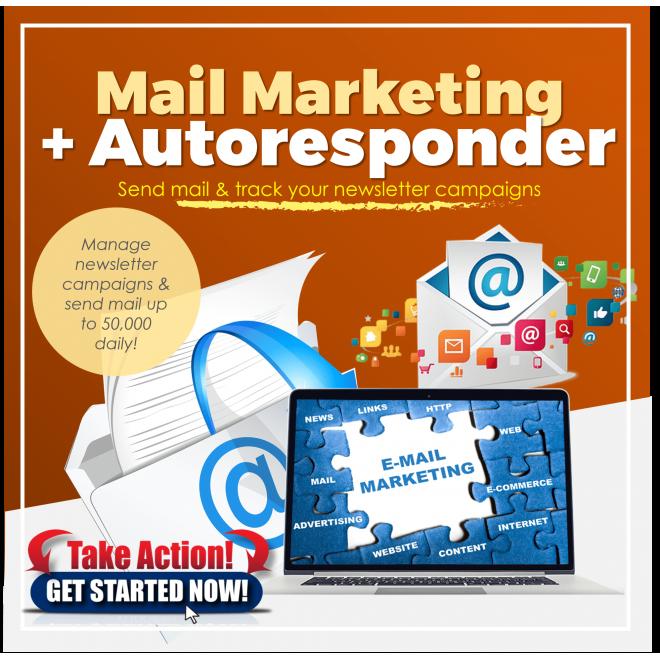 JomBiz! Mail Marketing + Autoresponder