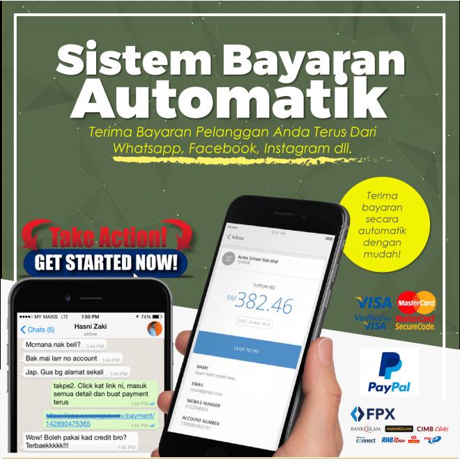 JomBiz! NiagaPay : Payment Solution