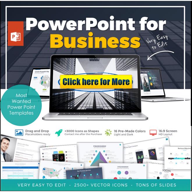 JomBiz! Powerpoint Presentation Kit
