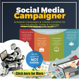 JomBiz! Social Media Campaigner