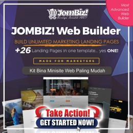 JomBiz! Web Builder
