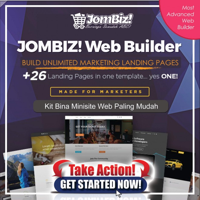 JomBiz! Web Builder