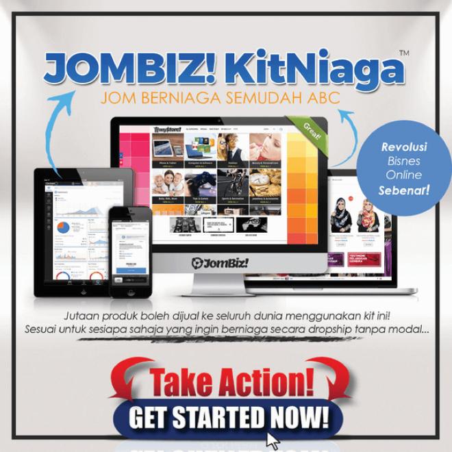 E-Store by JomBiz KitNiaga