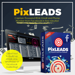 PIXLEADS - FB Leads Extractor